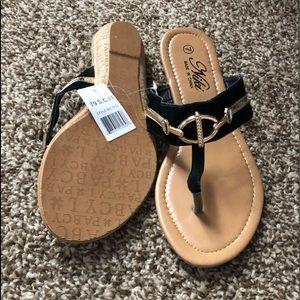 Shoes - Black sandals